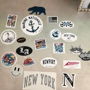 Brandy Melville Stickers !!